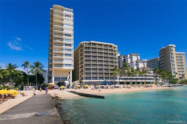 2161 Kalia Road #818, Honolulu, HI 96815 (MLS #201831910) :: Elite Pacific Properties