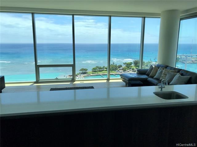 1118 Ala Moana Boulevard #2201, Honolulu, HI 96814 (MLS #201831941) :: Elite Pacific Properties