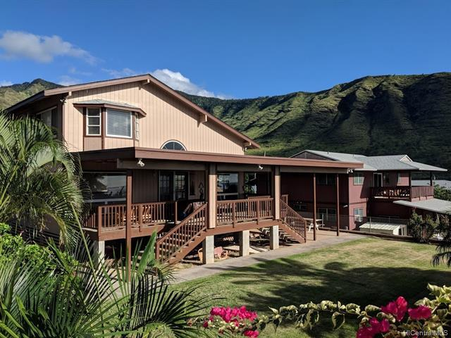 89-989 Haleakala Avenue, Waianae, HI 96792 (MLS #201831962) :: Barnes Hawaii