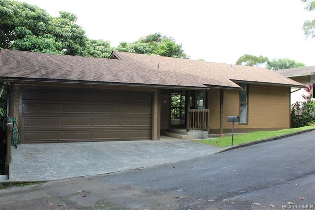45-610 Haamaile Street, Kaneohe, HI 96744 (MLS #201900062) :: The Ihara Team