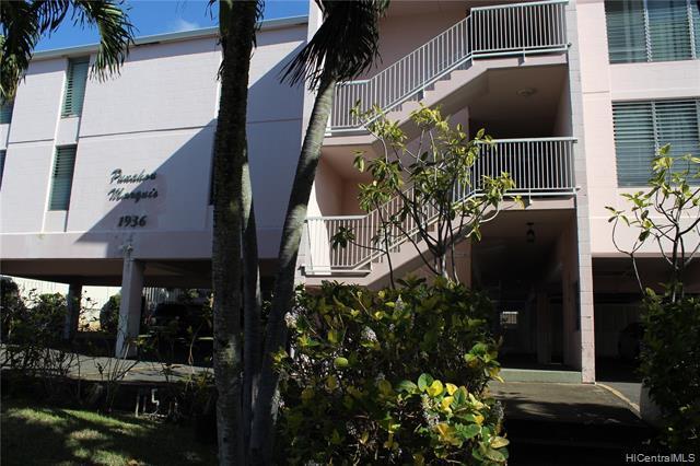 1936 Wilder Avenue #307, Honolulu, HI 96822 (MLS #201900213) :: Keller Williams Honolulu