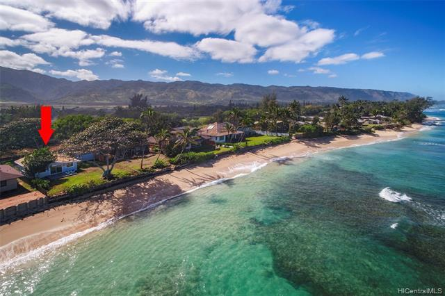 68-533 Crozier Drive, Waialua, HI 96791 (MLS #201900227) :: Team Lally