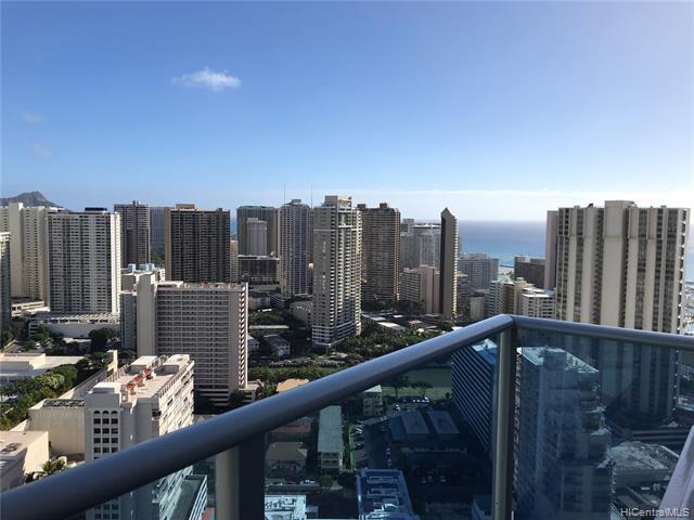 1631 Kapiolani Boulevard #3706, Honolulu, HI 96814 (MLS #201900300) :: Elite Pacific Properties