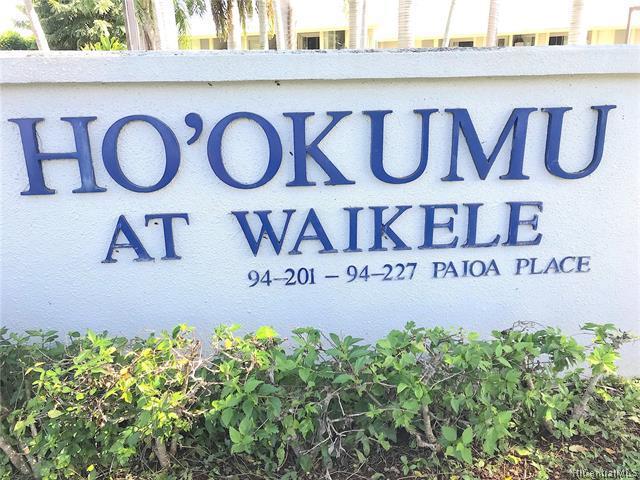 94-219 Paioa Place F206, Waipahu, HI 96797 (MLS #201900384) :: Hawaii Real Estate Properties.com
