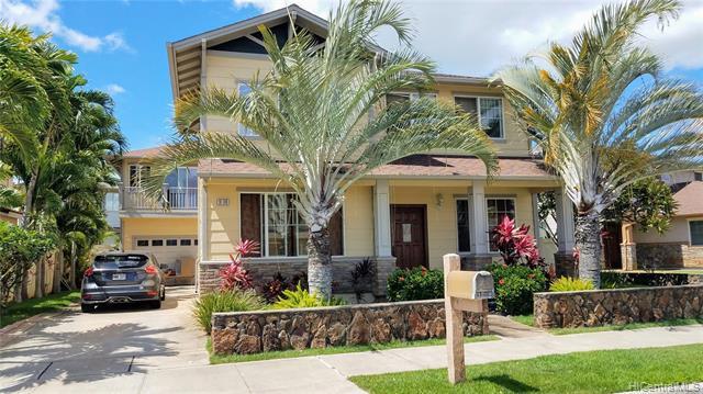91-1119 Hoowalea Street, Ewa Beach, HI 96706 (MLS #201900388) :: Hardy Homes Hawaii