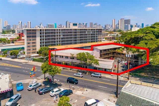 934 Kapahulu Avenue, Honolulu, HI 96816 (MLS #201900406) :: The Ihara Team