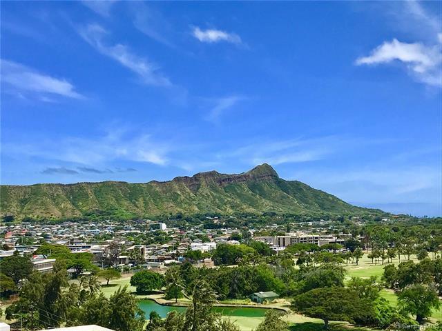 2916 Date Street 12H, Honolulu, HI 96816 (MLS #201900451) :: The Ihara Team