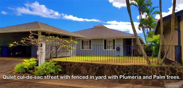 94-483 Kealakaa Street, Mililani, HI 96789 (MLS #201900572) :: Elite Pacific Properties