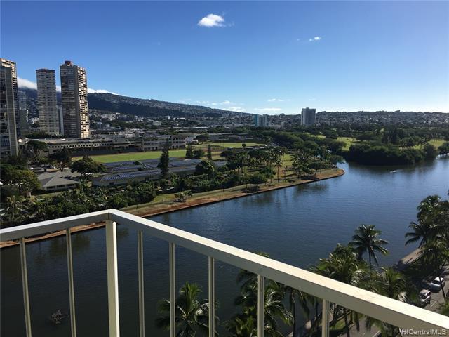 2115 Ala Wai Boulevard #1204, Honolulu, HI 96815 (MLS #201900682) :: Hawaii Real Estate Properties.com
