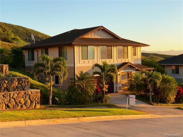 92-775 Welo Street, Kapolei, HI 96707 (MLS #201900685) :: Hardy Homes Hawaii