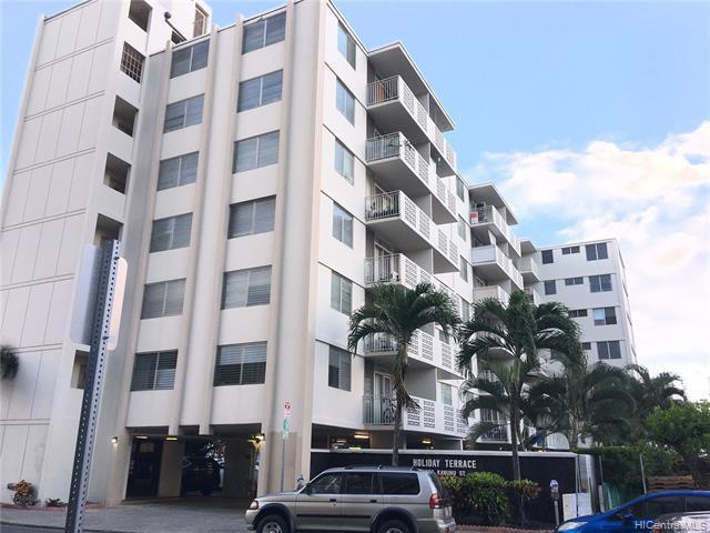1655 Kanunu Street #502, Honolulu, HI 96814 (MLS #201900711) :: Team Lally