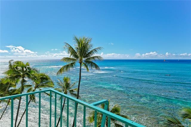 2999 Kalakaua Avenue #801, Honolulu, HI 96815 (MLS #201900735) :: Elite Pacific Properties