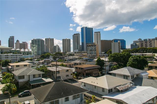 1717 Citron Street #503, Honolulu, HI 96826 (MLS #201900789) :: Team Lally