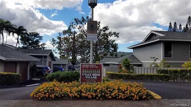 94-1069 Anania Circle #21, Mililani, HI 96789 (MLS #201900985) :: Elite Pacific Properties