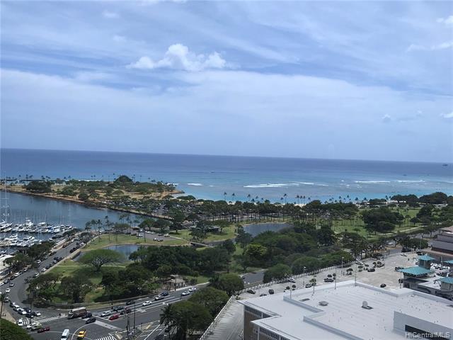 410 Atkinson Drive #2507, Honolulu, HI 96814 (MLS #201901019) :: Hawaii Real Estate Properties.com