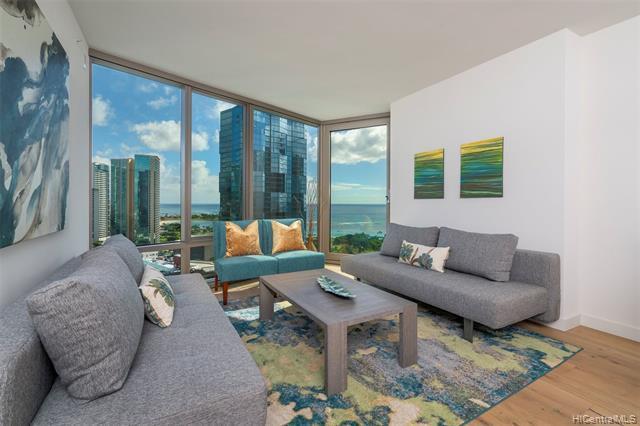 1001 Queen Street #2206, Honolulu, HI 96814 (MLS #201901049) :: Elite Pacific Properties