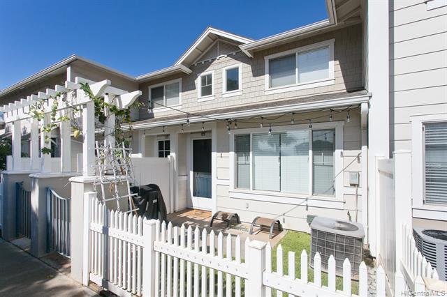 91-1031 Kaimalie Street 4J4, Ewa Beach, HI 96706 (MLS #201901070) :: Keller Williams Honolulu