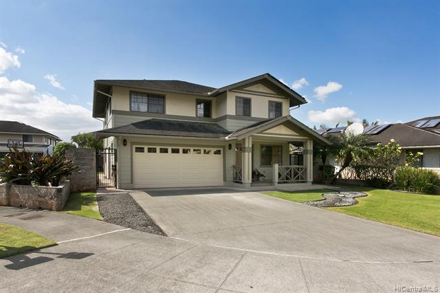 95-1279 Ahoka Street, Mililani, HI 96789 (MLS #201901077) :: Team Lally