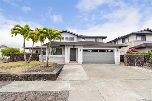 95-227 Hulumoa Place, Mililani, HI 96789 (MLS #201901095) :: Team Lally