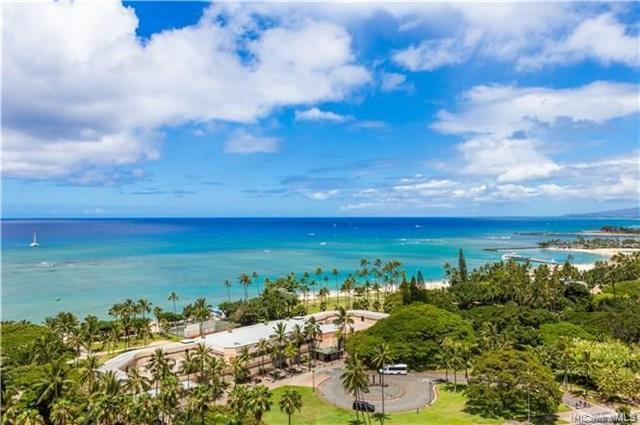 223 Saratoga Road #1813, Honolulu, HI 96815 (MLS #201901126) :: Hawaii Real Estate Properties.com
