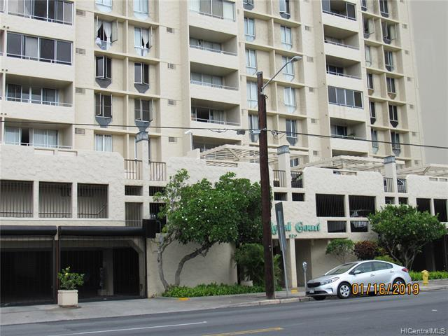 920 Ward Avenue 9E, Honolulu, HI 96814 (MLS #201901137) :: Elite Pacific Properties