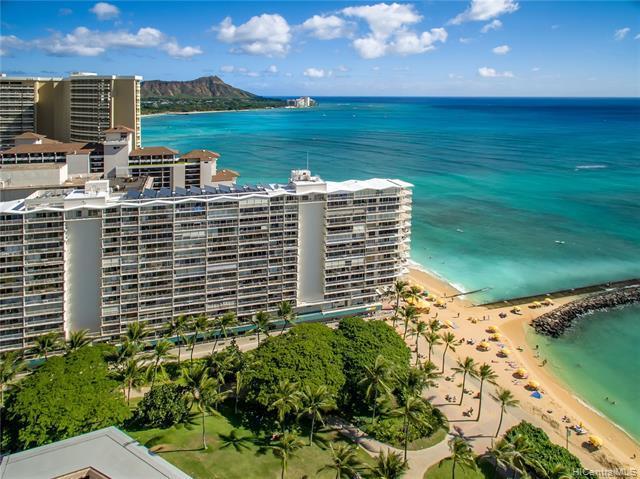 2161 Kalia Road #1314, Honolulu, HI 96815 (MLS #201901147) :: Hawaii Real Estate Properties.com