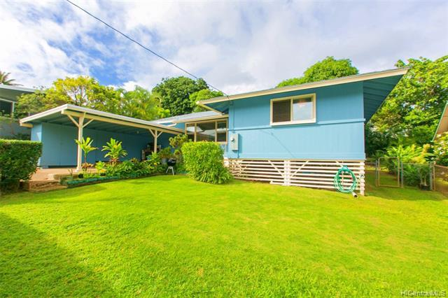 1319 Lekeona Street, Kailua, HI 96734 (MLS #201901196) :: Keller Williams Honolulu