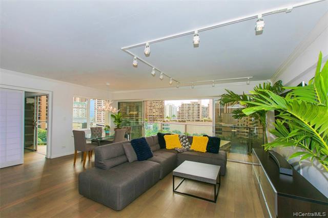 1645 Ala Wai Boulevard #804, Honolulu, HI 96815 (MLS #201901249) :: Elite Pacific Properties