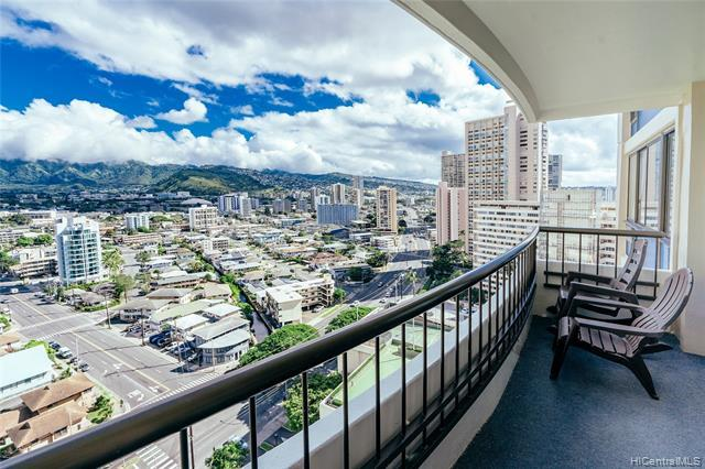 2333 Kapiolani Boulevard #1907, Honolulu, HI 96826 (MLS #201901271) :: Team Lally