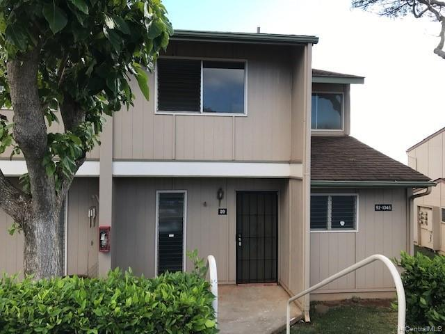 92-1045 Makakilo Drive #89, Kapolei, HI 96707 (MLS #201901289) :: Keller Williams Honolulu