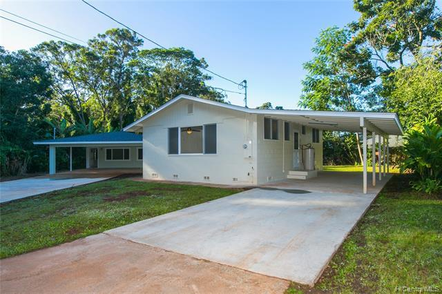 2127 California Avenue D, Wahiawa, HI 96786 (MLS #201901341) :: Team Lally
