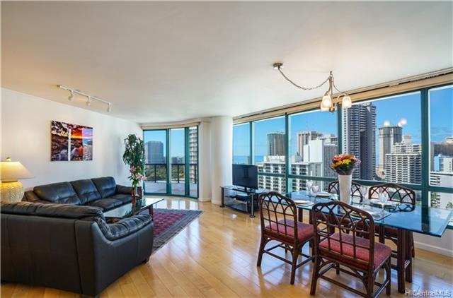 1888 Kalakaua Avenue #2305, Honolulu, HI 96815 (MLS #201901366) :: Hawaii Real Estate Properties.com