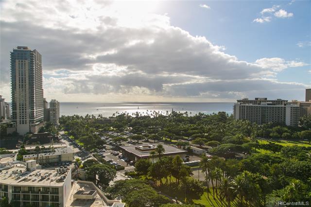 383 Kalaimoku Street #1708, Honolulu, HI 96815 (MLS #201901383) :: Hawaii Real Estate Properties.com
