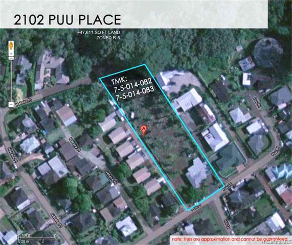 2102 Puu Place, Wahiawa, HI 96786 (MLS #201901396) :: Elite Pacific Properties