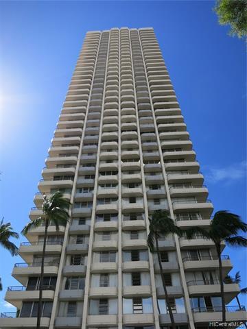 2825 S King Street #1601, Honolulu, HI 96826 (MLS #201901413) :: Team Lally