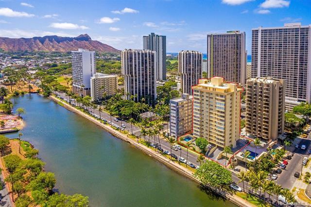 2533 Ala Wai Boulevard #401, Honolulu, HI 96815 (MLS #201901418) :: Hawaii Real Estate Properties.com