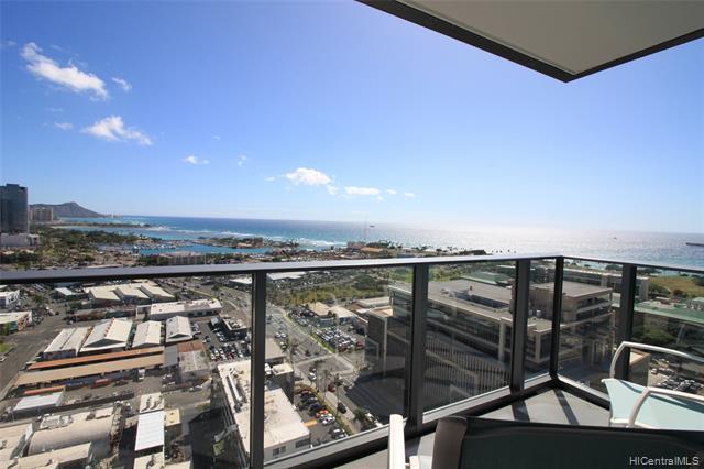 600 Ala Moana Boulevard #2605, Honolulu, HI 96813 (MLS #201901451) :: Elite Pacific Properties