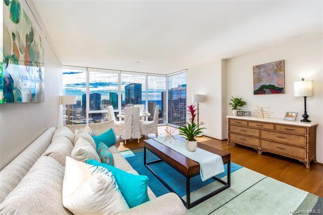 888 Kapiolani Boulevard #3203, Honolulu, HI 96813 (MLS #201901458) :: Elite Pacific Properties