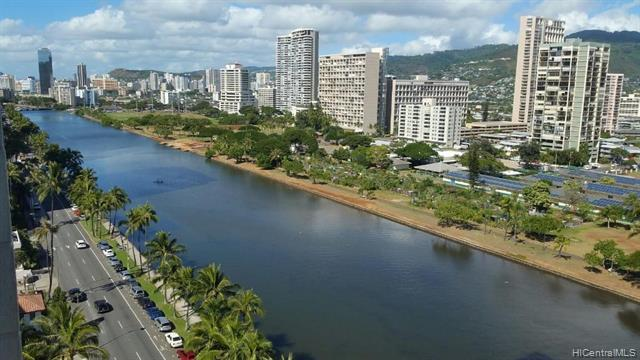2211 Ala Wai Boulevard #1711, Honolulu, HI 96815 (MLS #201901467) :: The Ihara Team