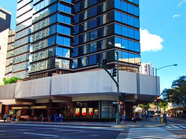 1088 Bishop Street #1224, Honolulu, HI 96813 (MLS #201901469) :: The Ihara Team