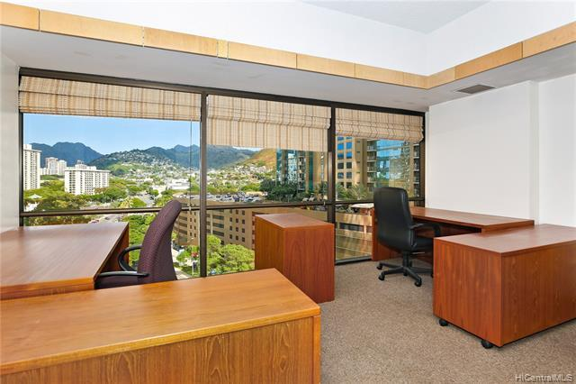 1188 Bishop Street #1007, Honolulu, HI 96813 (MLS #201901478) :: Team Lally