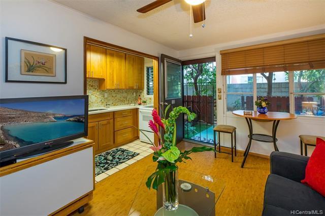 423 Kaiolu Street #103, Honolulu, HI 96815 (MLS #201901479) :: Elite Pacific Properties