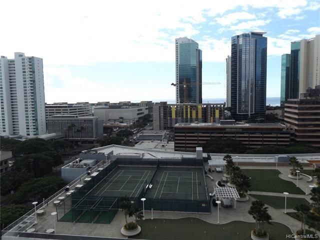 1296 Kapiolani Boulevard #1706, Honolulu, HI 96814 (MLS #201901595) :: Elite Pacific Properties