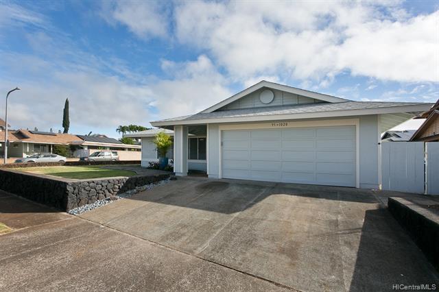 95-1028 Wekiu Street, Mililani, HI 96789 (MLS #201901613) :: Elite Pacific Properties