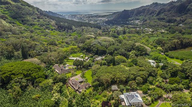 4151 Nuuanu Pali Drive Lot 5, Honolulu, HI 96817 (MLS #201901629) :: The Ihara Team