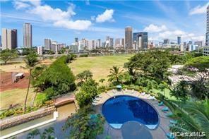 2333 Kapiolani Boulevard #1813, Honolulu, HI 96826 (MLS #201901713) :: Hardy Homes Hawaii