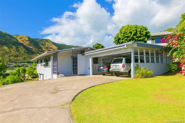 5422 Paniolo Place, Honolulu, HI 96821 (MLS #201901801) :: Elite Pacific Properties