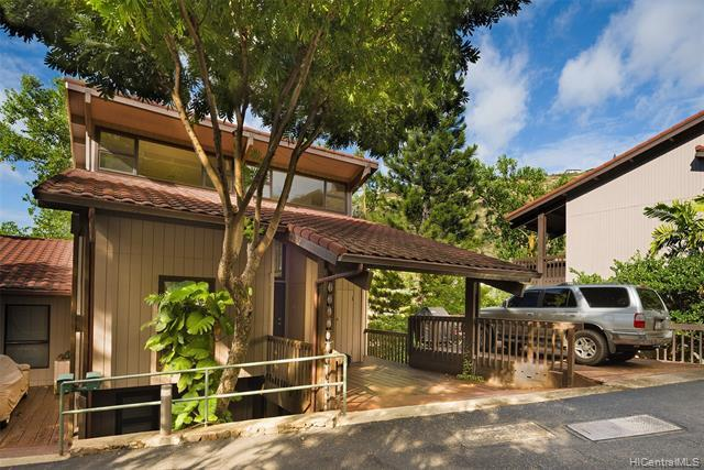 1487 Hiikala Place #20, Honolulu, HI 96816 (MLS #201901805) :: Barnes Hawaii