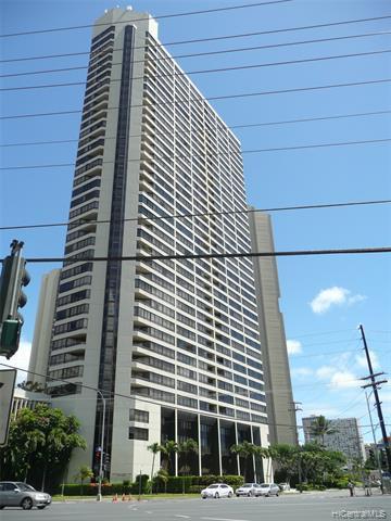 2499 Kapiolani Boulevard #2305, Honolulu, HI 96826 (MLS #201901811) :: Elite Pacific Properties