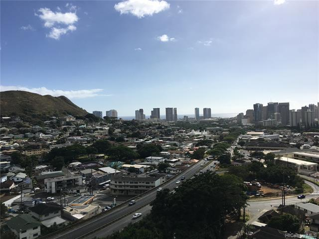 JUDD S Judd Street #2004, Honolulu, HI 96817 (MLS #201901891) :: The Ihara Team